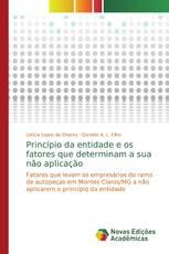 Princípio da entidade e os fatores que determinam a sua não aplicação