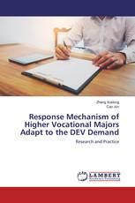 Response Mechanism of Higher Vocational Majors Adapt to the DEV Demand