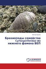 Брахиоподы семейства Cyrtospiriferidae из нижнего фамена ВЕП