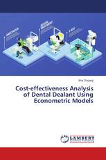 Cost-effectiveness Analysis of Dental Dealant Using Econometric Models