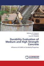 Durability Evaluation of Medium and High Strength Concrete