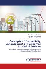 Concepts of Productivity Enhancement of Horizontal Axis Wind Turbine