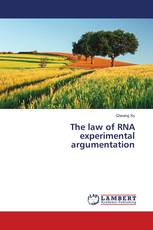 The law of RNA experimental argumentation