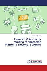 Research & Academic Writing for Bachelor, Master, & Doctoral Students
