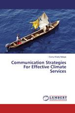 Communication Strategies For Effective Climate Services