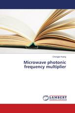 Microwave photonic frequency multiplier