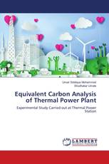 Equivalent Carbon Analysis of Thermal Power Plant