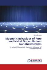 Magnetic Behaviour of Pure and Nickel Doped Barium Nanohexaferrites
