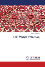 Laki Verbal Inflection