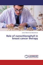 Role of nanochlorophyll in breast cancer therapy