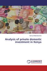 Analysis of private domestic investment in Kenya