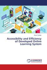 Accessibility and Efficiency of Developed Online Learning System