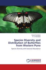 Species Diversity and Distribution of Butterflies from Western Pune