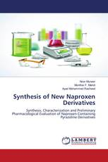 Synthesis of New Naproxen Derivatives