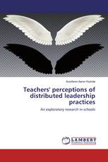 Teachers' perceptions of distributed leadership practices