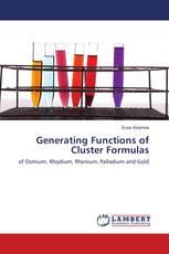 Generating Functions of Cluster Formulas
