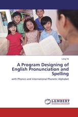 A Program Designing of English Pronunciation and Spelling
