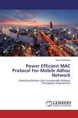 Power Efficient MAC Protocol For Mobile Adhoc Network
