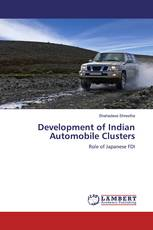 Development of Indian Automobile Clusters