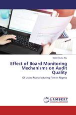 Effect of Board Monitoring Mechanisms on Audit Quality