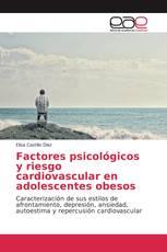 Factores psicológicos y riesgo cardiovascular en adolescentes obesos