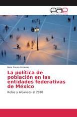 La política de población en las entidades federativas de México