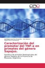 Caracterización del promotor del TNF-α en primates del género Sapajus.