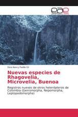 Nuevas especies de Rhagovelia, Microvelia, Buenoa