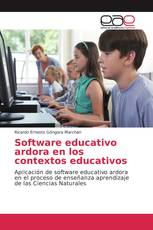 Software educativo ardora en los contextos educativos