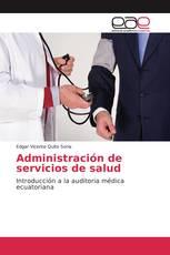 Administración de servicios de salud