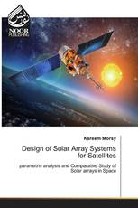 Design of Solar Array Systems for Satellites