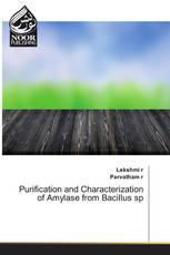 Purification and Characterization of Amylase from Bacillus sp