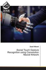 ٍSocial Touch Gesture Recognition using Convolution Neural Nrtwork