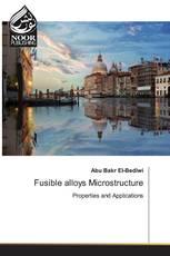 Fusible alloys Microstructure