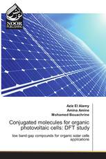 Conjugated molecules for organic photovoltaic cells: DFT study