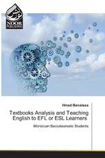 Textbooks Analysis and Teaching English to EFL or ESL Learners