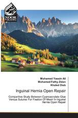 Inguinal Hernia Open Repair
