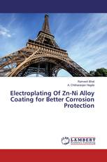 Electroplating Of Zn-Ni Alloy Coating for Better Corrosion Protection