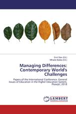 Managing Differences: Contemporary World's Challenges