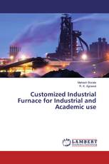 Customized Industrial Furnace for Industrial and Academic use