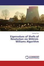 Eigenvalues of Shells of Revolution via Wittrick-Williams Algorithm