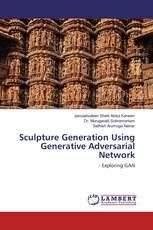 Sculpture Generation Using Generative Adversarial Network
