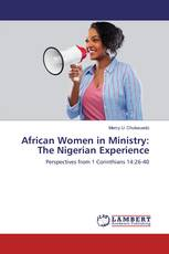 African Women in Ministry: The Nigerian Experience