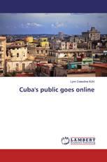 Cuba's public goes online