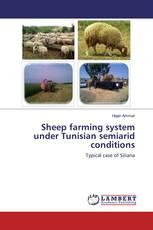 Sheep farming system under Tunisian semiarid conditions