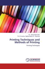 Printing Techniques and Methods of Printing