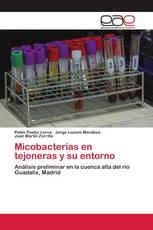 Micobacterias en tejoneras y su entorno