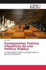 Fundamentos Teórico-Filosóficos de una Politica Pública
