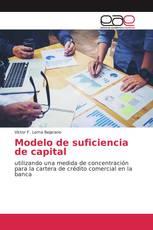 Modelo de suficiencia de capital