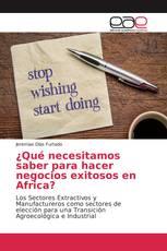 ¿Qué necesitamos saber para hacer negocios exitosos en Africa?